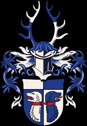 Familien Wappen Heßling